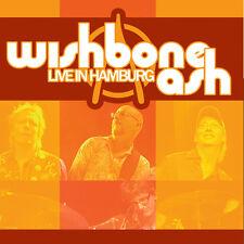 CD feu Ash LIVE IN HAMBOURG 2cds
