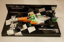 Minichamps 1/43 Force India MERCEDES VJM04 A. Sutil 2011