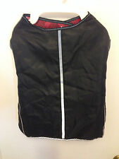 New Top Paw Dogs Reversible reflective insulated Jacket L large Black Coat