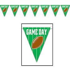 American Football Game Day USA Bunting PER FESTE DI COMPLEANNO!