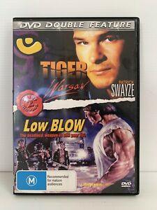 Tiger Warsaw & Low Blow (DVD) Region Free Patrick Swayze, Piper Laurie Free Post