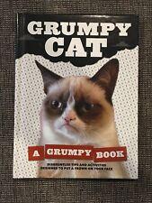 Grumpy Cat A Grumpy Book Hardcover