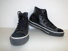 Converse All Star Chucks Sneaker Scarpe Da Ginnastica Slim Low Tessuto Nero Mis. 6/39