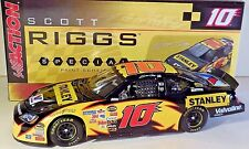 Scott Riggs 2006 Action 1/24 #10 Stanley Tools Valvoline NASCAR Dodge Charger