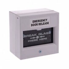 ACSS Emergency Door Release Button -CP21W-FREE POSTAGE
