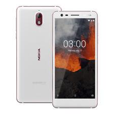"NEUF Nokia 3.1 (TA-1049) 5.2"" 2 Go / 16 Go LTE Dual SIM Débloqué BLANC"