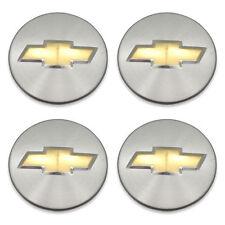 Set of 4 OEM 05-10 Chevy Impala HHR Cobalt Monte Carlo Wheel Center Caps Hubcaps