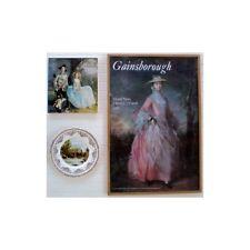 Thomas GAINSBOROUGH Exposition au Grand Palais Catalogue Affiche & Assiette 1981
