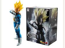 "6"" Dragon Ball Z Resolution of Soldiers ROS #56 Awaken Vegeta PVC Figure No Box"