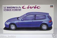 Hasegawa CD-10 24010 1/24 JDM Honda Civic VTi ETi EG4 D15B SOHC VTEC Model Kit