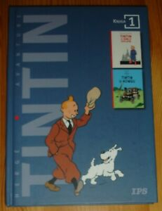 Tintinove avanture vol. 1 & 2 / IPS Serbia 2009 / Herge / Tintin