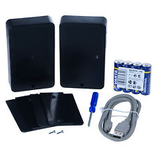 Wireless Traffic People Counter with Remote Data Management w/Software Included