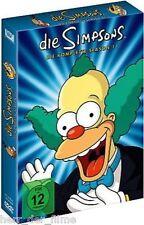 DIE SIMPSONS, Season 11 (4 DVDs) NEU+OVP