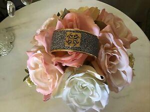 Rustic Cuff Bracelet - STINGRAY Design