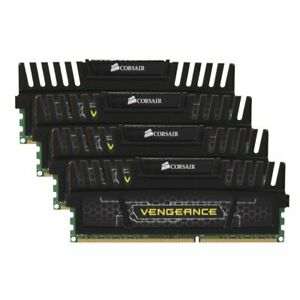 32GB 16GB 8GB 4GB Corsair Vengeance DDR3 PC3-12800U 1600MHz CL10 RAM Memory LOT