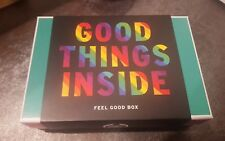 THE BODY SHOP ~ GOOD THINGS INSIDE Lot Beauty Items Gift Box ~ Brand New