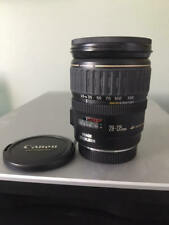 Canon 28-135 f/3.5-5.6 IS USM lens