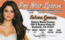 Selena Gomez of  Ramona and Beezus / Monte Carlo  Drivers License