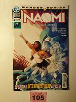 Naomi #4 NM 1st Print Rebirth Universe 2019 Wonder Comics Bendis Walker
