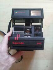 Polaroid supercolor 645 - Vintage