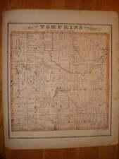 Concord Michigan Map.Concord Michigan Ebay