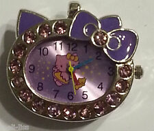 8 GB Jewellry Hello Kitty Purple Watch Pendant Memory Stick USB Flash Drive