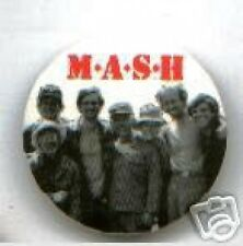 MASH old dated pinback button M*A*S*H pin 1981