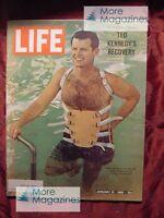 LIFE January 15 1965 Jan 1/15/65 TED KENNEDY XB-70 T.S. ELIOT JOE NAMATH +++