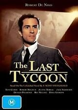 The Last Tycoon (DVD, 2012) New/Sealed Region 4