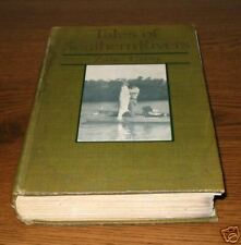 TALES OF SOUTHERN RIVERS Zane Grey First Edition 1st Ed