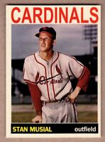 Stan Musial '41 St Louis Cardinals Monarch Corona Private Stock #7 rookie year