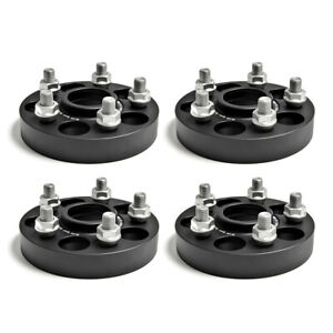 (4) 25mm/1'' Hubcentric Wheel Spacers 5x114.3 for Acura RSX 2002-2006