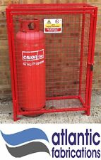 2 X 47 Propane LPG Gas Cage Cylinder - Bottle Storage 1400 X 1000 X 500