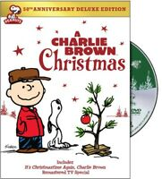 A Charlie Brown Christmas [New DVD] Deluxe Edition, Rmst, 2 Pack, Eco Amaray C