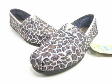 TOMS, CLASSICS, GIRAFFE GLITTER, WOMENS, US SIZE 8, EUR 38.5, CANVAS MEDIUM NEW