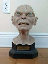 Sideshow Weta Lord of the Rings Gollum 3/4 Scale Bust #1111/1500