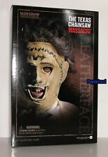 "SideShow Collectibles The Texas Chainsaw Massacre LEATHERFACE 12"" Action Figure"