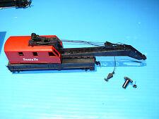 Vintage Tyco Train Boom Tender 932 Box Ho Scale