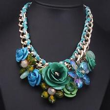 Vintage Damen Halskette Blogger Statement Kette Collier Necklace Schmuck NEU