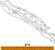FORD OEM 11-17 Explorer Rear Floor Rails-Panel Below Gate BB5Z7810928A