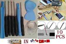 10pcs Opening tool Kit iphone Samsung ipod Screwdriver Pentacle pentalobe Set 10