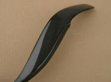 For Lexus RX300 Carbon Fiber Front Bumper Headlamp Light Eyebrow Trims Replace