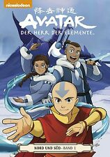 Avatar - The Lord of the elements 14: North and South 1-CROSS CULT-NEW