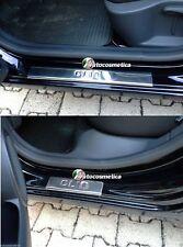 Renault Clio IV  2012 Up Chrome Door Sill Scratch Guard 4Door S.Steel