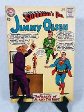 DC COMICS * JIMMY OLSEN * #74 SUPERMAN'S PAL FN