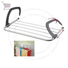 3M FOLDING RADIATOR AIRER CLOTHES DRYER INDOOR WASHING LAUNDRY HORSE RACK UKES