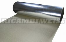 Hitzeschutzfolie Hitzeschutz 550° 24cmx49cm selbstklebend 0,8mm Rennverkleidung