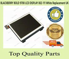 BLACKBERRY BOLD 9700 LCD DISPLAY 002-111 White Replacement UK