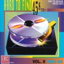 Vol. 2-1961-64 - Hard To Find 45' (1996, CD NIEUW) Dowell/Stereos/Flares/HI-Lite