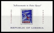 LIBERIA. Launching Rocket. 1964. Scott C162. MNH (BI#11)